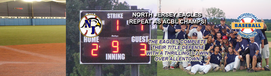 North Jersey Eagles Repeat As ACBL Champs