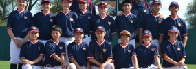 PBI 12U Eagles at Cooperstown Dreams Park