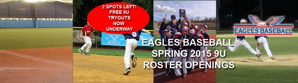 Eagles Spring 2015 Tryout Information