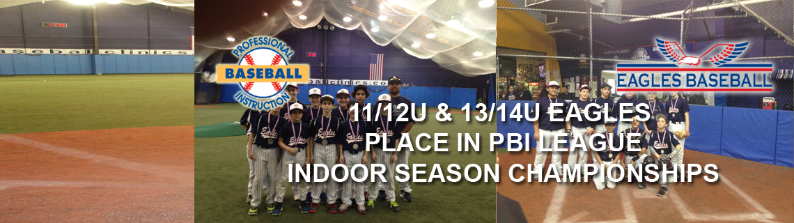 Eagles Place Two Teams In PBI League Indoor Championship Games