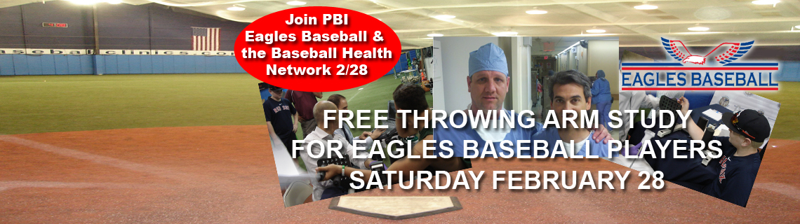 Free Throwing Arm Study For Eagles Players At PBI