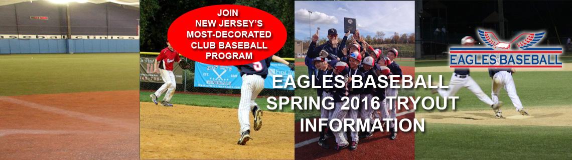 Eagles Spring 2016 Tryout Information