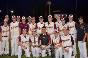 2016 Madison Freshmen Champions