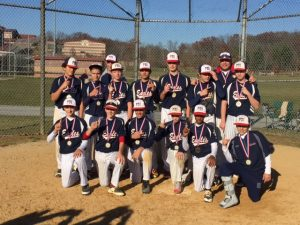 14U Eagles fall champs