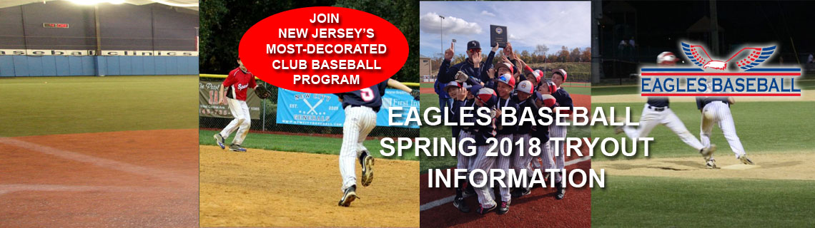 Eagles 2018 Spring Tryout Information