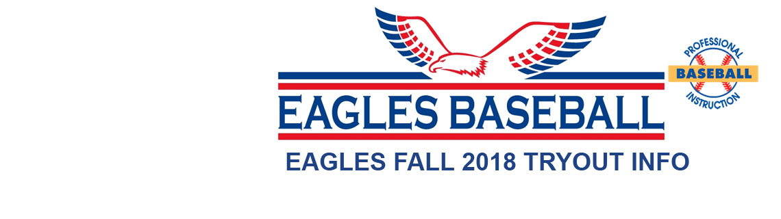 Eagles Fall 2018 Tryout Information