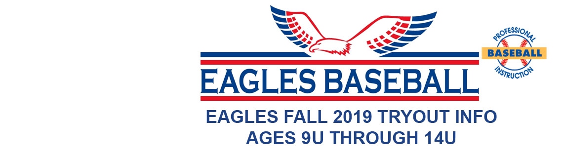 Eagles 2019 Fall Tryout Information