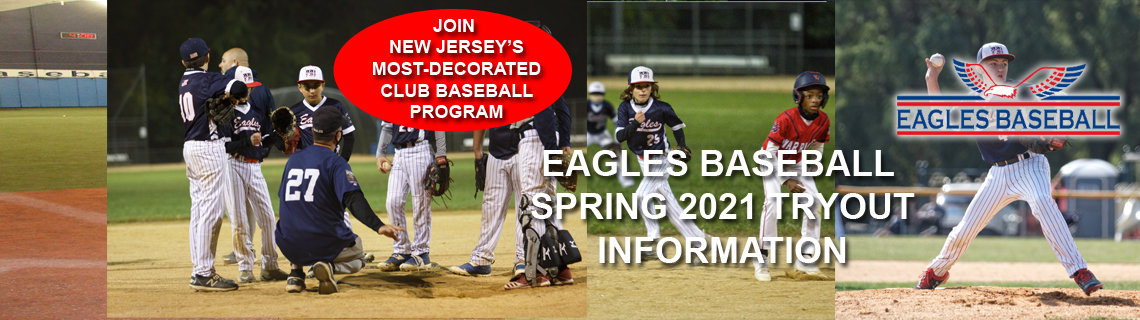Eagles Spring 2021 Tryout Information